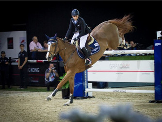 It's time for the Longines Paris Masters!