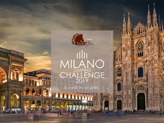 Everything ready for the Milano Jumping Challenge CSI4*