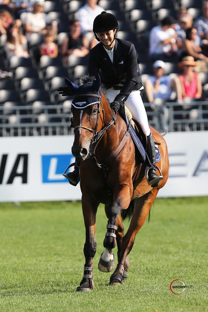 Longines GCT Chantilly 2013