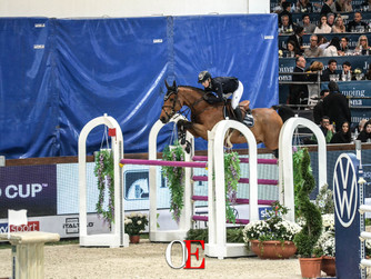 Back on track to the highest level at Verona CSI5*-W!