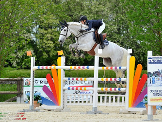A successful national 5* at Tortona