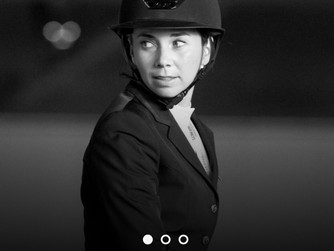 A private chat with...H-equestrian passion interview!