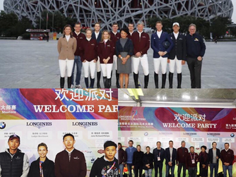 Longines Beijing Masters: always a great experience!