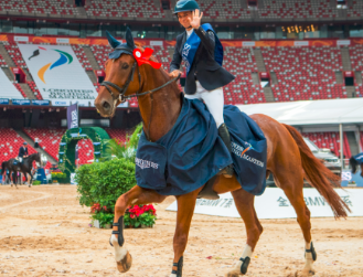 Ready for the 7th edition of Longines Beijing Master