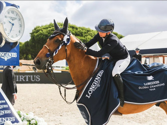 An exceptional start for Jane at Madrid and Saint Tropez!