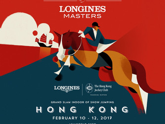Results from Longines HKG Masters