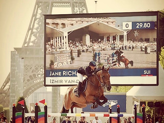 Great placements for Izmir and Foica at LGCT Paris !