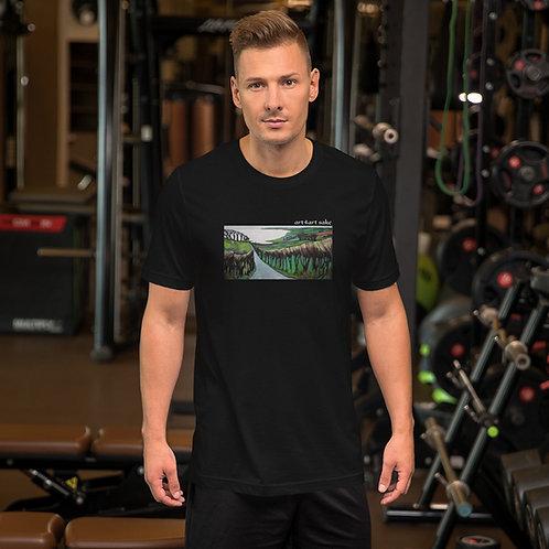 art4art sake Short-Sleeve Unisex T-Shirt