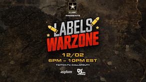 It's the Battle of the Labels as Def Jam vs. Asylum Clash in Call of Duty Warzone This Week