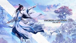 [Swords of Legends Online News] Introducing the Elegant Spellsword Character Class