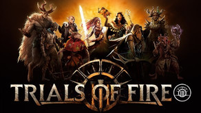 TRIALS OF FIRE Launches TODAY for PC on Steam