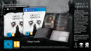 Meridiem Games and Raiser Games Announce Deluxe Boxed Edition of Song of Horror Coming This Summer