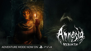 IT'S HERE NOW! PS4 and PS5 Get Adventure Mode for Amnesia: Rebirth, Featuring 60 FPS