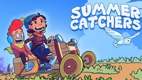 Summer Catchers - Out Now on Switch - OMG We Wrote a Poem About It