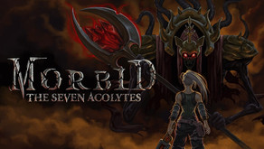 Brutal Gothic RPG 'Morbid: The Seven Acolytes' Is Out Now on Steam, Nintendo Switch, Xbox One, PS4