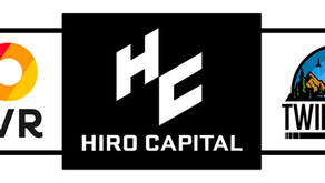 Hiro Capital leads $6.4m of investment in two game innovators