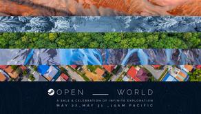 Steam Open World Sale on Now!