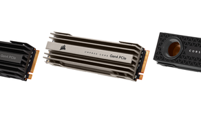 Blazing-Fast Gen4 Speeds – CORSAIR Launches MP600 CORE and MP600 PRO M.2 NVMe SSDs