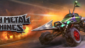 Heavy Metal Machines is Coming to Consoles