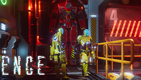 Red Meat Games' new multiplayer sci-fi stealth game, Sentience, is available now on Steam
