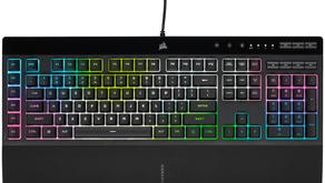 Start Your Winning Streak as CORSAIR Launches K55 RGB PRO and K55 RGB PRO XT Gaming Keyboards