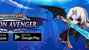 Soar the Skies with Demon Avenger in New MapleStory M Update
