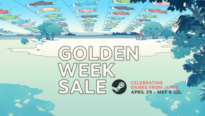 Steam Golden Week Celebration
