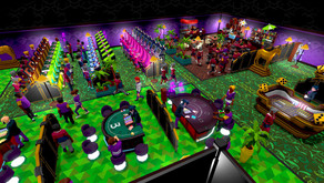 Construction Tycoon Meets Business Management Simulation in Grand Casino Tycoon, Now Available!