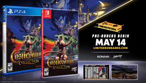 The Castlevania Anniversary Collection Slays on Nintendo Switch & PlayStation 4