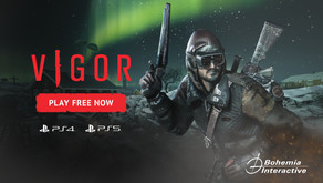 Vigor Is Out Now on the Playstation®4 and Playstation®5