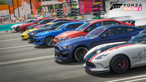 Forza Horizon 4 Races to Steam on March 9th 2021