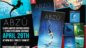 Beautiful underwater adventure ABZÛ gets a physical Switch release next week!