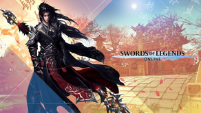 [Swords of Legends Online News] Introducing the Brilliant and Capable Spearmaster Character Class