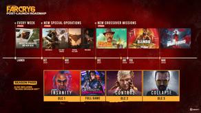 Ubisoft® Details Far Cry 6® Post Launch Content Roadmap