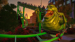 Embrace movie magic with Planet Coaster: Ghostbusters™ & Studios Pack