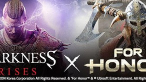 Darkness Rises and For Honor Team Up in Global Collaboration