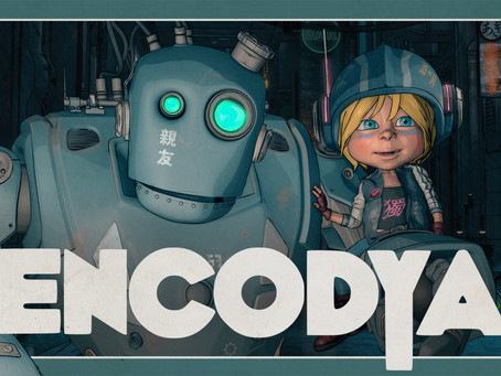 Explore a Dystopian 2062 Through a Child's Eyes in Point-and-Click Adventure Encodya