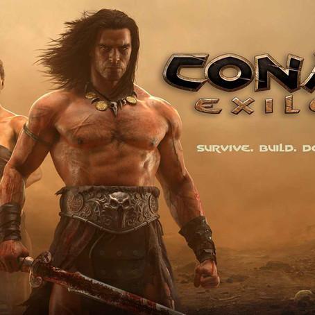 Lean Forward Gaming goes Conan.