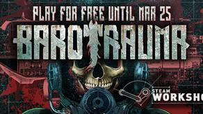 Sci-Fi Submarine Sim Barotrauma is Playable for Free