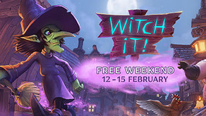 Witch It Enjoys a Magical Free Weekend on Steam