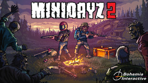 The zombie apocalypse in your pocket - Mini DayZ 2 is Out Now for Android and iOS