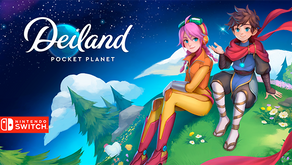 Farm, craft, & explore in Deiland: Pocket Planet Edition on Switch this April 15th!