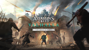 Assassin's Creed® Valhalla's Next Major Expansion, The Siege of Paris, Releases on 12th August