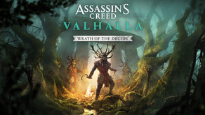 Wrath of the Druids, Assassin's Creed® Valhalla's First Expansion, Launches Tomorrow