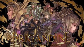 Announcing Brigandine: The Legend of Runersia Demo for PlayStation 4