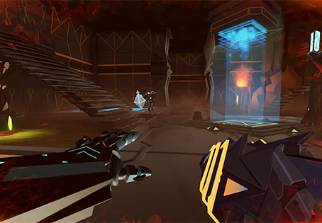Norse inspired Sci-Fi shooter Gunnhildr launches into Early Access Today!