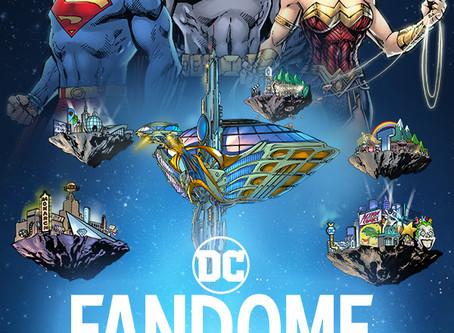 DC FANDOME - EXPLORE THE MULTIVERSE