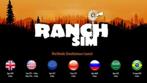Ranch Simulator OUT TODAY - PC EARLY ACCESS