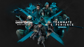 Tom Clancy's Ghost Recon® Breakpoint Introduces AI Teammate Experience Update Coming 25th May