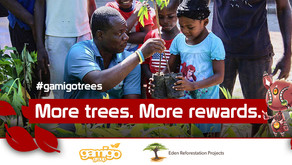 Reforestation: Reloaded - gamigo and Eden Reforestation Projects join together again this Holiday.